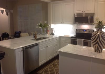 PICKERING AFTER CALACATTA MARBLE #2