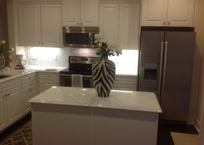PICKERING AFTER CALACATTA MARBLE #3